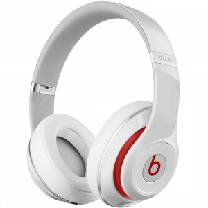 Beats By Dre Studio 2.0 Over-Ear Headphones (white)